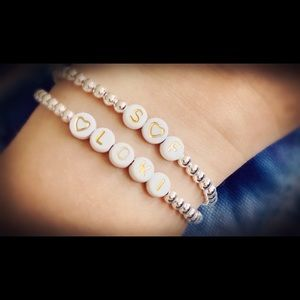 Jewelry - Hand crafted Sterling Silver Bracelets